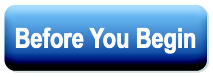 before you begin button